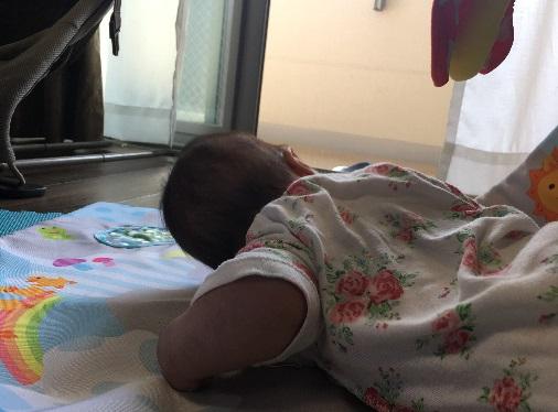 一眼レフ赤ちゃん撮影