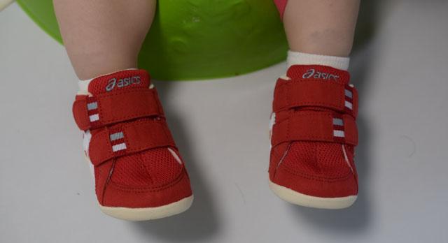 asics靴
