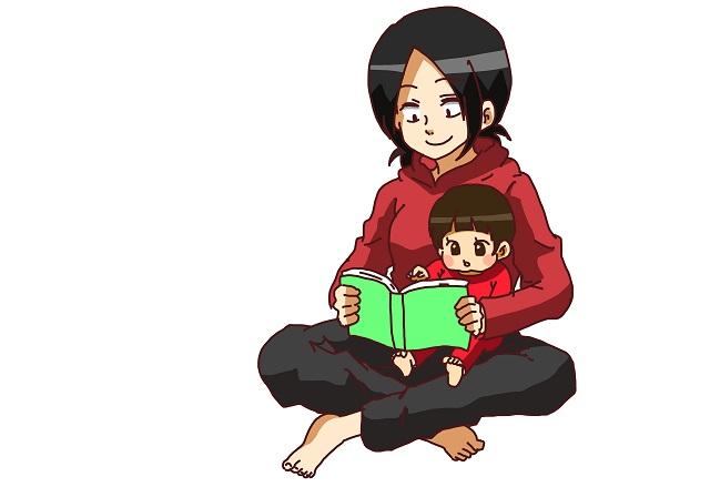 育児書読書
